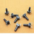 100pcs Micro switch push button 6 * 6 * 13 mm 6x6x13mm new good quality