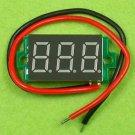 DC 3.2-30V Red LED digital display Voltage Panel Meter Voltmeter