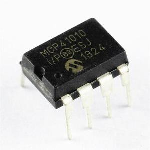1pcs ORIGINAL MCP41010-I/P DIP-8 MCP41010 Digital Potentiometer NEW