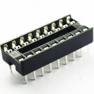100PCS 18-Pin 18PIN DIL DIP IC Socket PCB Mount Connector NEW GOOD QUALITY