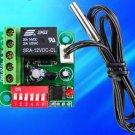 Heat Cool Temp Thermostat Digital Temperature Control Switch 20-90℃ 12V