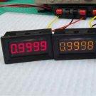 2pcs Red LED 5 Digit DC 0-4.3000-33.000V Digital Voltmeter Voltage Meter