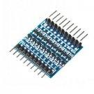 1PCS 8 Channel 5V/3.3V IIC UART SPI TTL Logic Level Converter Bi-Directional