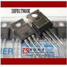 2pcs IRFB17N60K - IRFB17N60 Power MOSFET IC