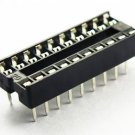 20PCS 20-Pin DIL DIP IC Socket PCB Mount Connector NEW