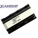 2 pcs QGAH02107 INVERTER TRANSFORMER for Samsung BN44-00289A