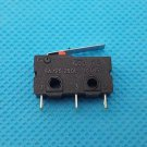 5pcs NEW 250V 5A Quality 3 Pin Tact Switch Sensitive Microswitch Handle KW11-3Z