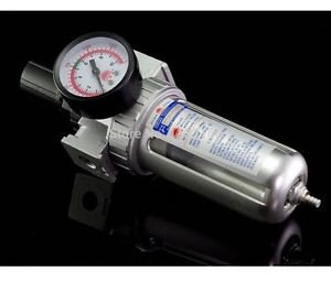 NEW  SFR-400 PNEUMATIC AIR FILTER REGULATOR BSP 1/2""