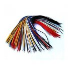 100 Double tin wire 20cm 5 colors Each 20