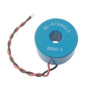 2PCS DL-CT08CL5-20A/10mA 2000/1 0~120A Micro Current Transformer