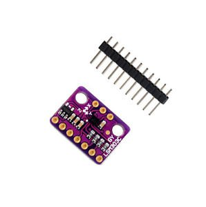 1x LSM303C LIS3MDL Magnetometer 3 Axis Magnetic Field Acceleration Sensor Module