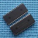 1PCS ADC0809 ADC0809CCN NSC DIP 8-Bit uP Compatible A/D Converters NEW