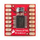 2PCS Dual DC Stepper Motor Drive Controller Board Module TB6612FNG Replace L298N