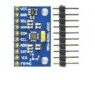 2x SPI/IIC 6DOF MPU-6500 Sensor 6-axis Gyroscope Acceleration Module For arduino
