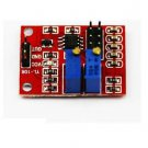 2x NE555 Pulse Module LM358 Duty Cycle Frequency Adjustable Module Square Wave