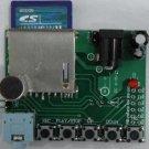 5PCS Digital Sound Recording Voice Module WTR010-SD for Recorder SD card Slot