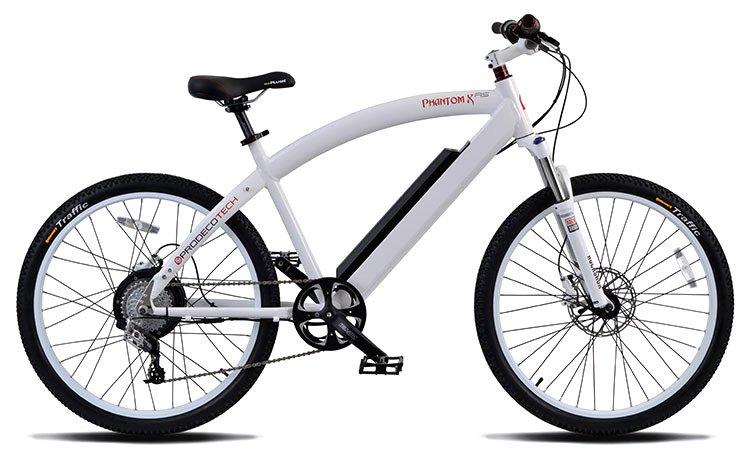 Prodeco Phantom XRS E-bike V5 600 Watt Geared Motor
