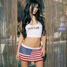 American Flag Skirt -- H2002