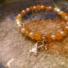 Ability [Yellow Awareness Bracelet w/ Hope Charm] #742