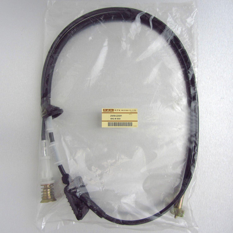 86-97 N/S Hardbody Navara D21 BD25 BDI speedo meter cable NEW speedometer