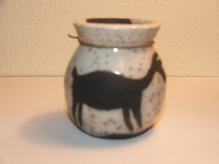 Small Decorative Jar