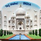 Taj Mahal INDIA High Quality Resin 3D fridge magnet