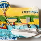 PATTAYA Thailand High Quality Resin 3D fridge magnet
