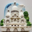 Sacre Coeur Church Paris High Quality Resin 3D fridge magnet