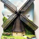 Dutch Wind Mill HOLLAND High Quality Resin 3D fridge magnet