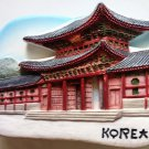 Gyeongbokgung Palace KOREA High Quality Resin 3D fridge magnet