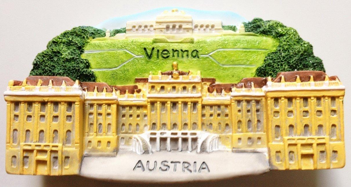 Schonbrunn Palace (Schönbrunn) Vienna Austria High Quality Resin 3D fridge magnet