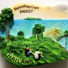 Promthep (Phromthep) Cape PHUKET Thailand High Quality Resin 3D fridge magnet