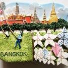 Wat Prakeo Sanam Luang Bangkok Thailand High Quality Resin 3D fridge magnet