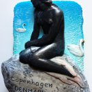 The Little Mermaid COPENHAGEN Denmark High Quality Resin 3D fridge magnet