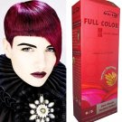 Premium Permanent Hair Colour Cream Dye Dark Blonde Red Reflect Punk Goth 6/5