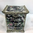 Oriental Mother of pearl jewelry box made in korea i1