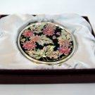 mother of pearl lacquered pretty cosmetic hand mirror b120