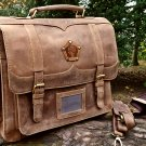 Leather Camera bag  Vintage Laptop Bag  messenger bag DSLR Camera Bag Shoulder Bag Gifts For Men