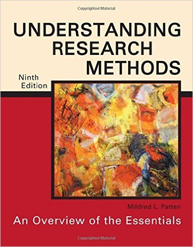 BUY Understanding Research Methods Book-Research Books-Buy College Books