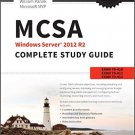 BUY Windows Server 2012 R2 MCSA Complete Study Guide Book-Buy College Books
