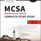 BUY Windows Server 2012 R2 MCSA Complete Study Guide Book-Buy College Books