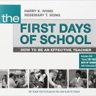 Buy The First Days of School Book- How to Be an Effective Teacher-Buy College Books