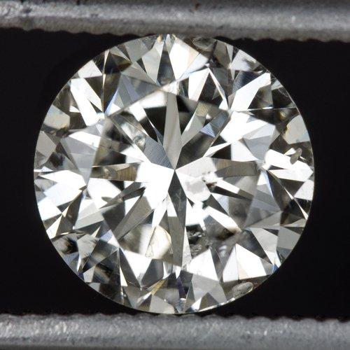 1 CARAT ROUND BRILLIANT DIAMOND H SI2 EGL-USA CERTIFIED ENGAGEMENT 1ct LOOSE