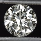 1 CARAT ROUND BRILLIANT DIAMOND H SI2 EGL-USA CERTIFIED ENGAGEMENT 1ct LOOSE