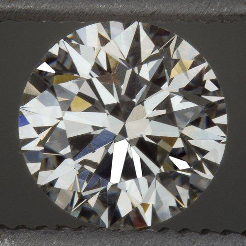 ROUND VG CUT DIAMOND I SI2 GIA CERTIFIED 0.51ct LOOSE TRIPLE VERY GOOD 1/2 CARAT
