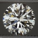 ROUND VG CUT DIAMOND I SI2 GIA CERTIFIED 0.51ct LOOSE TRIPLE VERY GOOD 1/2 CARAT