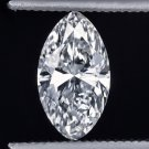 GIA CERTIFIED F SI2 MARQUISE SHAPE CUT DIAMOND 3/4 CARAT ENGAGEMENT COCKTAIL CT