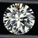 0.90ct ROUND CUT DIAMOND M SI1 EGL-USA CERTIFIED LOOSE ENGAGEMENT 6.3mm RBC