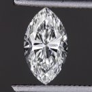 GIA CERTIFIED 0.71ct F VS2 MARQUISE CUT DIAMOND ENGAGEMENT LOOSE VG POLISH NO FL