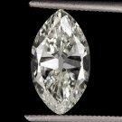 2 CARAT VINTAGE DIAMOND OLD CUT ANTIQUE MARQUISE EGL-USA CERTIFIED ART DECO OVAL